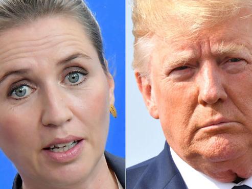 Trump ANNULE son voyage au Danemark car la Première ministre danoise ne souhaite pas lui vendre le Groenland