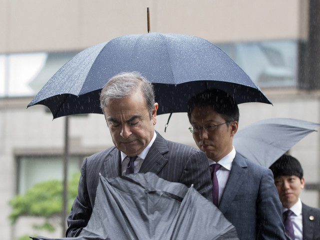 Accusé d'avoir caché plus de 140 millions, Ghosn conclut un accord
