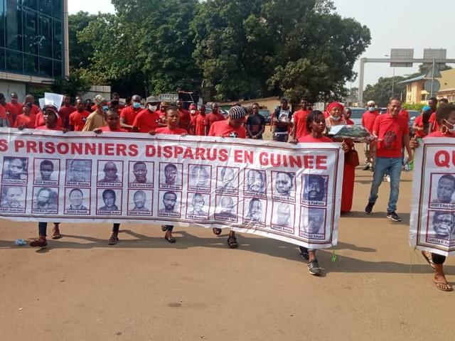 Guinée : L'Association des victimes de Camp Boiro demandent l'implication des ministres victimes des purges de 1971