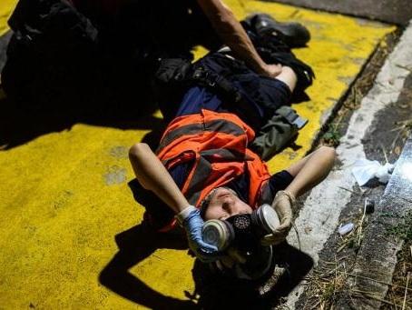 Mouvement de contestation à Hong Kong - Nouvelle journée tendue à Hong Kong après une nuit de violences