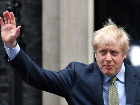 Les Britanniques revotent Brexit en élisant massivement Boris Johnson