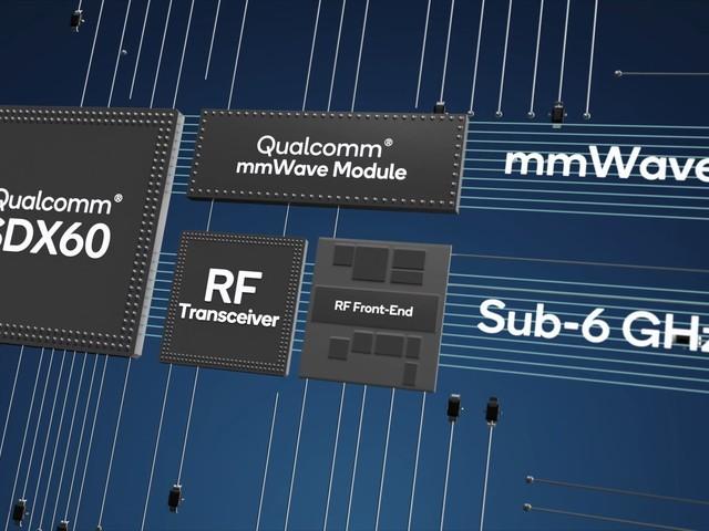 Le Snapdragon X60 de Qualcomm est un modem 5G sur une puce de 5 nm