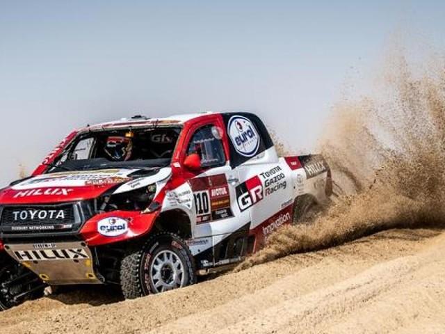 Dakar 2020 : pour une première, Alonso n'aura pas déçu