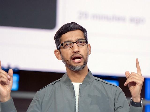 Intelligence artificielle : le patron de Google appelle à davantage de régulation