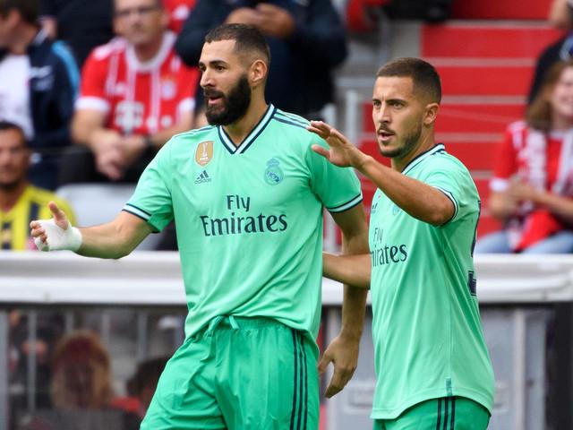 Real: Gros contrat en vue, Benzema met le PSG et l'OL de côté
