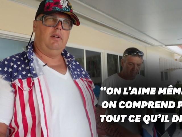 """""""Zone Interdite"""": ce couple de Français est prêt à tout pour voir gagner Trump"""