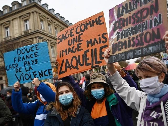 Nouvelle journée de mobilisation contre la loi Sécurité globale en France