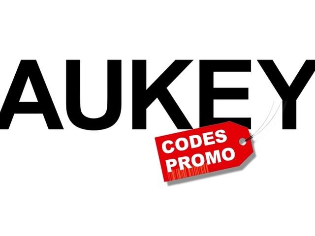 Promotion sur les accessoires Aukey – soldes janvier 2020