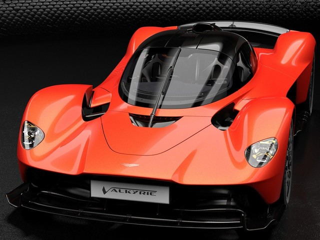 Aston Martin Valkyrie : 1160 ch pour l'Hypercar