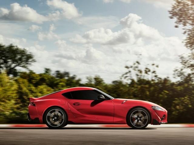 Toyota annonce le prix de sa Supra 2020