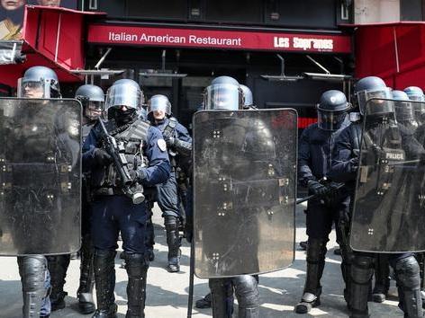 Un policier jugé pour avoir giflé un «gilet jaune» lors des manifestations du 1er mai