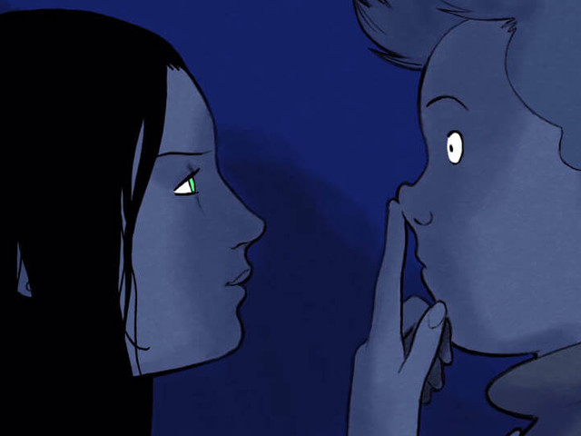 Vidéo : Cocoon – Blue Night