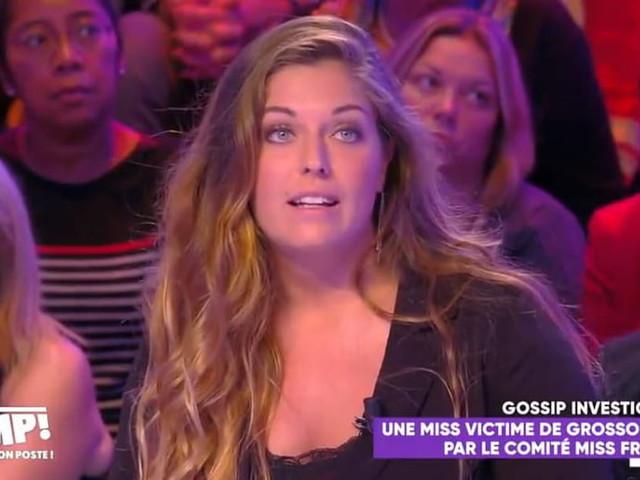 """Amandine Billoux, trop grosse pour Miss France? """"Le corps ne passe pas"""""""