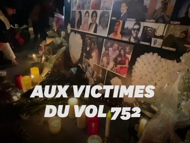 Crash d'un avion en Iran: Trudeau et les Canadiens rendent hommage aux victimes