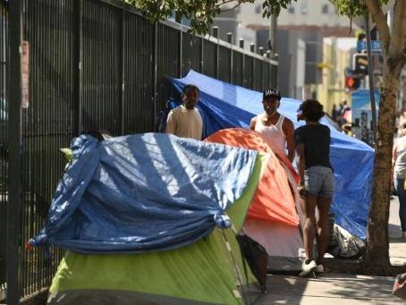 Trump s'en prend à la Californie pour ses sans-abri