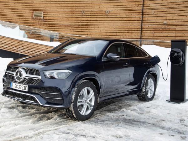 Mercedes GLE Coupé (2019) : aussi en hybride rechargeable
