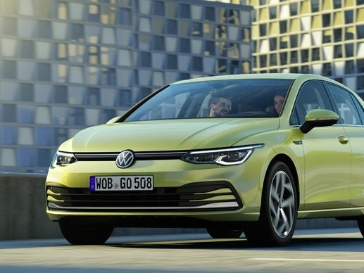 Calendrier 2020 - Moyennes berlines - Volkswagen Golf, Audi A3, Seat León et DS4, des nouveautés d'importance