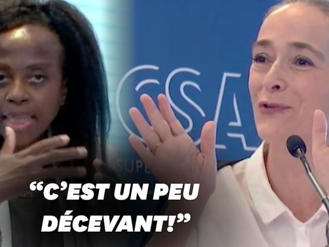 Delphine Ernotte taclée par le CSA pour le manque de diversité à France TV