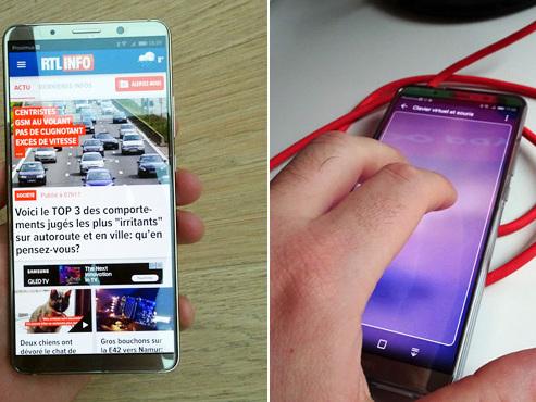 Et le meilleur smartphone haut-de-gamme Android est...