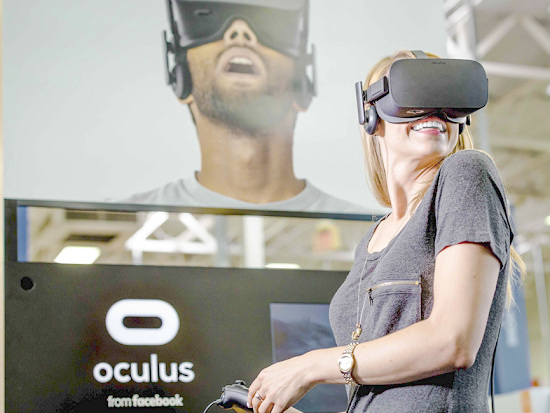 Réalité virtuelle : les casques n'échappent pas aux failles