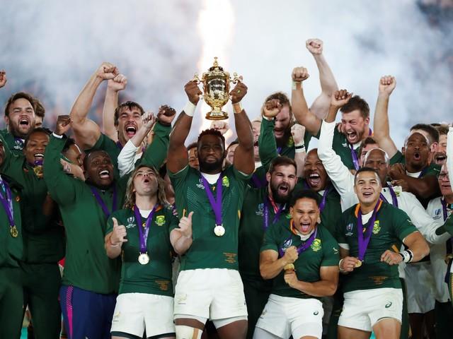 Mondial de rugby: 5 millions de téléspectateurs sur TF1 pour la finale