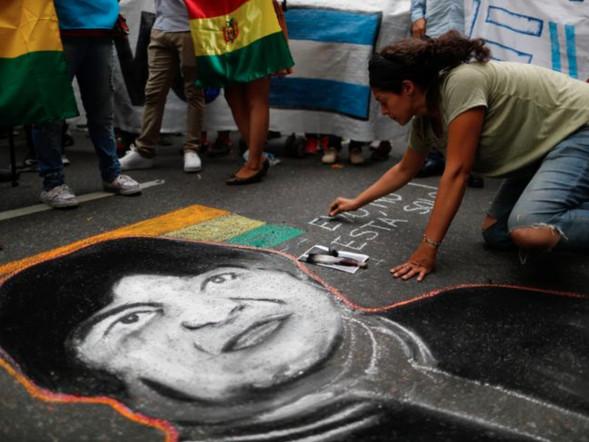 «Evo Morales est victime de ses contradictions, mais aussi, paradoxalement, de son succès»