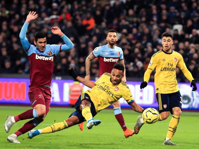 Premier League J16 : Arsenal stoppe l'hémorragie avec une victoire dans le derby