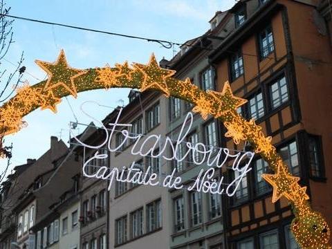 Strasbourg: Même sans chalet, le marché de Noël de Strasbourg peut-il séduire?