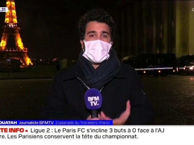 """Rassemblement contre la loi """"sécurité globale"""": 23 interpellations et un policier blessé à Paris"""
