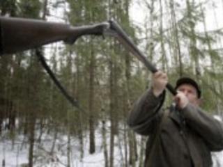 Kilos de plomb répandus dans la nature par les chasseurs