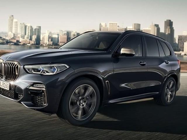 BMW dévoile un SUV BMW X5 blindé capable de résister aux tirs de AK-47, explosifs et attaques de drones