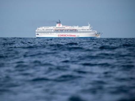 Tempête sur la desserte maritime de la Corse