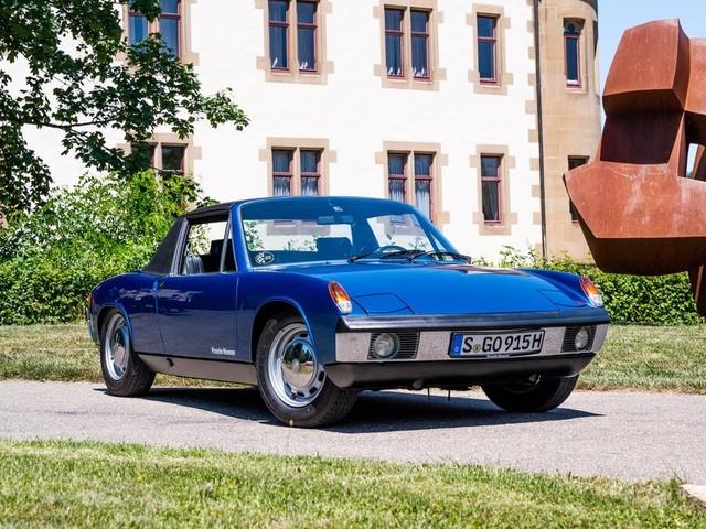 Porsche 914 : un essai routier pas comme les autres