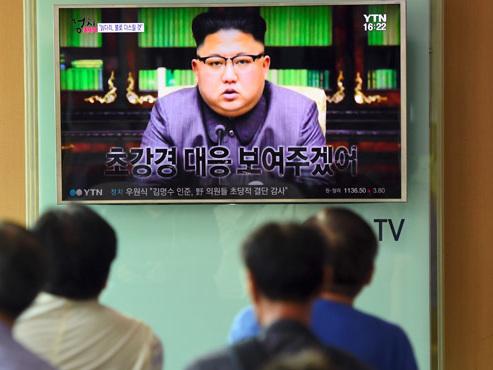 """Corée du Nord vs Etats-Unis: la guerre des mots va-t-elle déraper en """"guerre tout court""""?"""