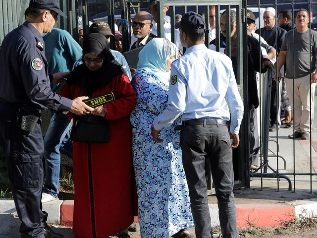 Les détenus du Hirak dans la prison locale de Tanger 2 n'observent pas de grève de la faim, selon la DGAPR