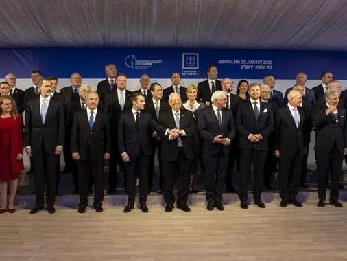 Brève - Commémoration de la libération d'Auschwitz : l'hypocrisie des dirigeants de ce monde