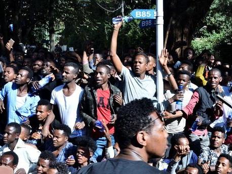 16 morts au cours de manifestations contre le Premier ministre éthiopien (et prix Nobel de la paix)