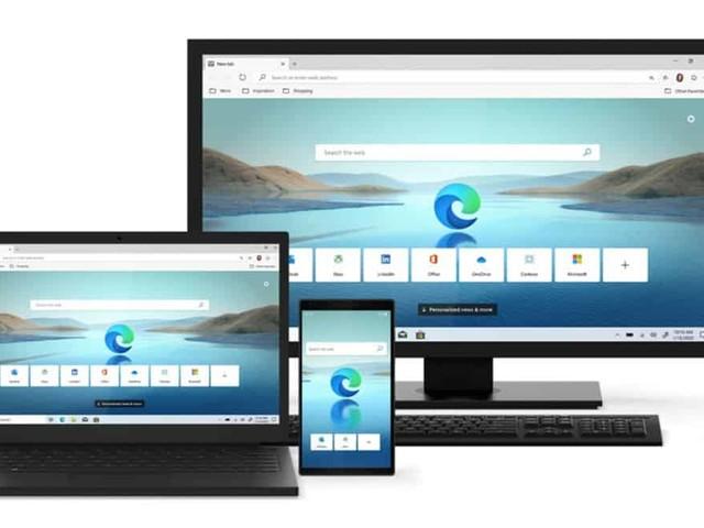 Le nouveau Microsoft (Chromium) Edge est disponible pour tous