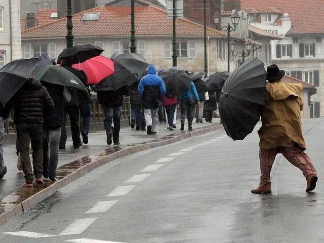 Météo : les Pyrénées-Atlantiques en alerte orange pluie-inondation