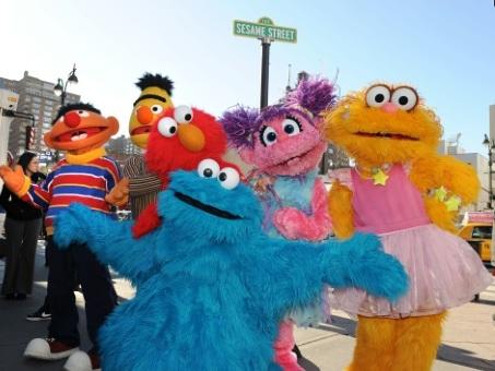"""Inusables, les marionnettes de """"Sesame Street"""" fêtent leur demi-siècle"""