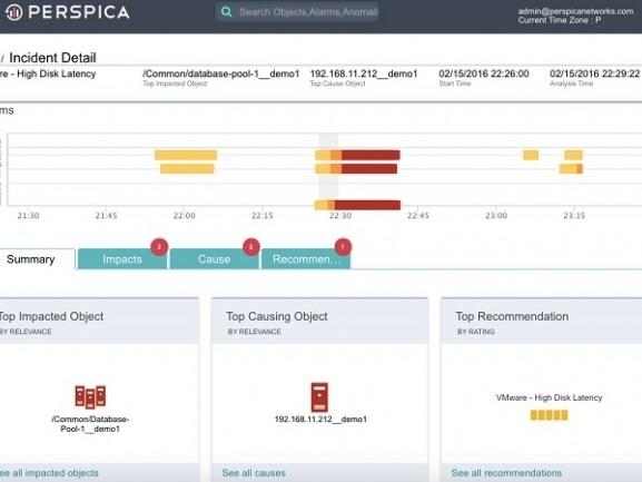 Cisco rachète Perspica pour muscler AppDynamics