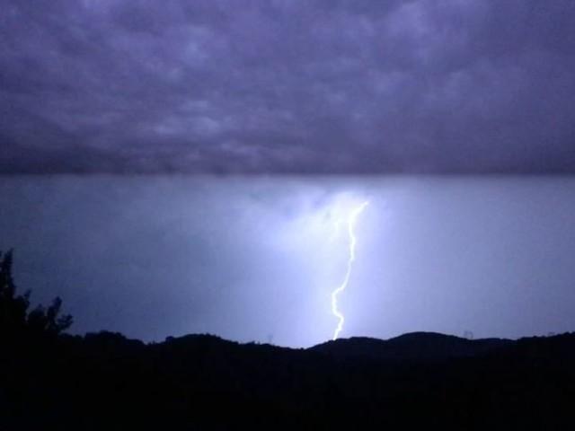 Des dégâts en Ardèche et dans la Drôme liés aux intempéries