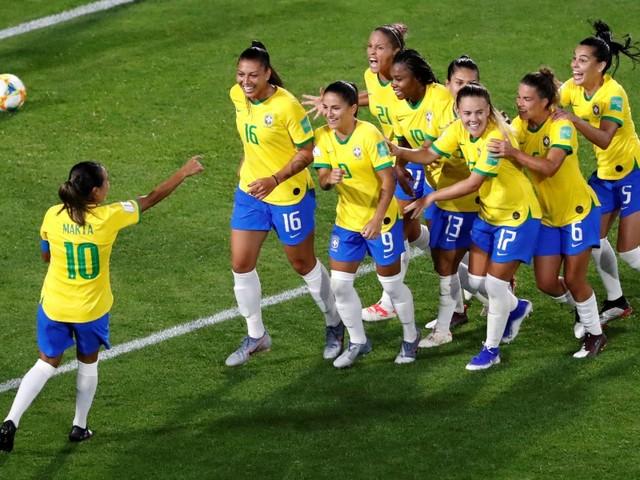 Le Brésil 3e du groupe C, possible adversaire des Bleues