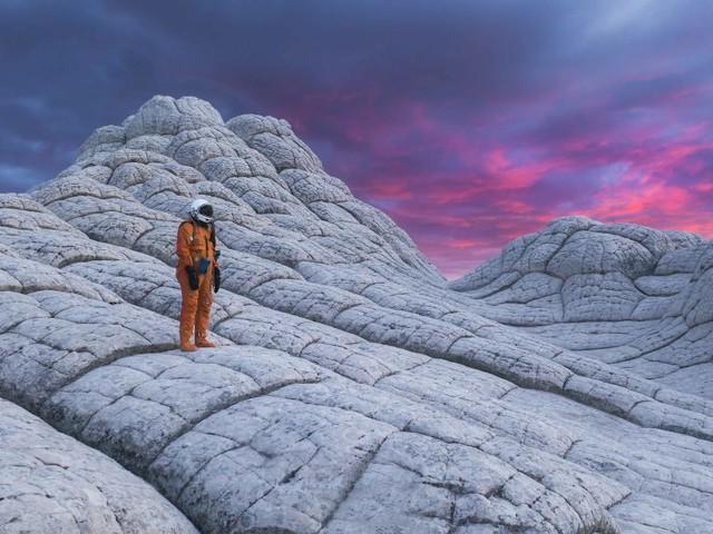 Ces paysages semblent surréalistes… Ils se trouvent pourtant sur Terre