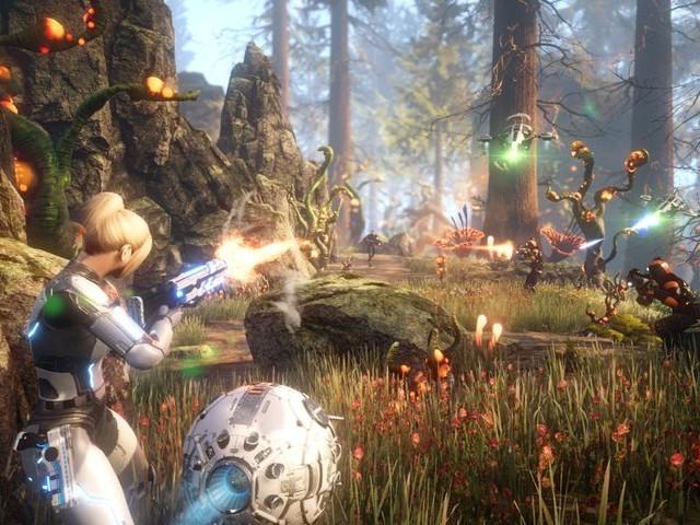 Everreach : Project Eden veut marcher sur les traces de Mass Effect