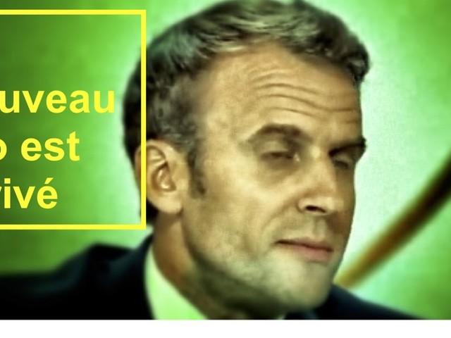 Macron écolo ? Parole de vert de gris ! (626 semaine politique)