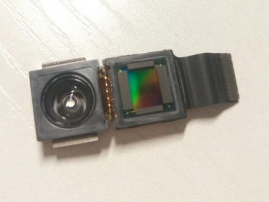 Nouvelle photo de composant supposé pour l'iPhone 8 : capteur 3D