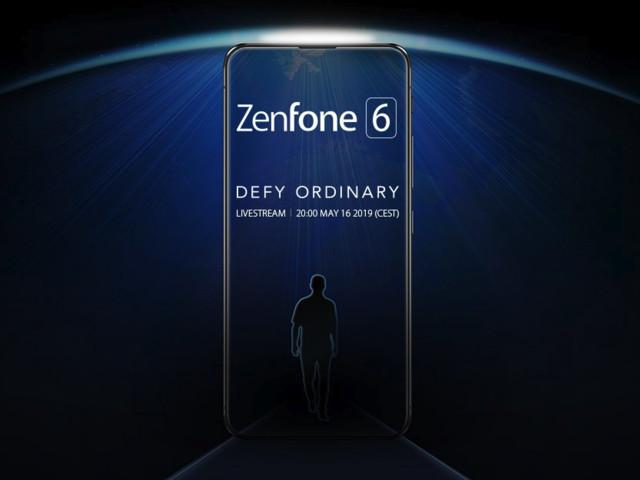 Asus Zenfone 6 : il se dévoile sans encoche ni bordures dans ce teaser