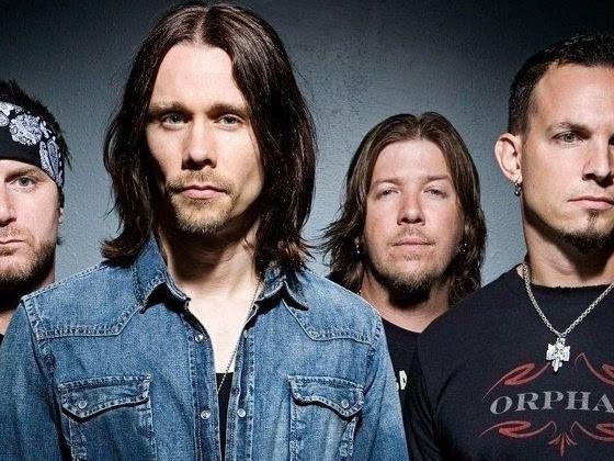 Alter Bridge annonce son album live !