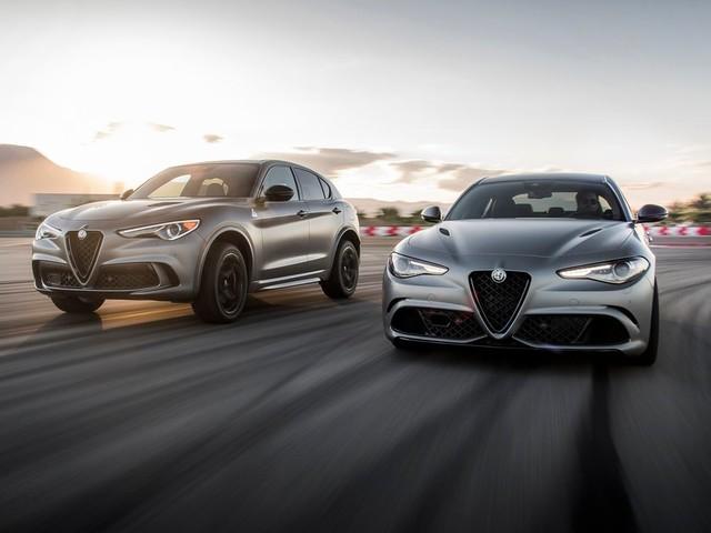 Alfa Romeo lance des éditions limitées Quadrifoglio NRING